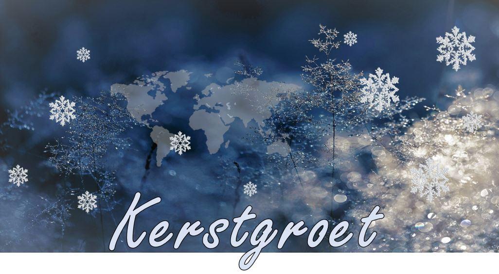 Fijne Kerstdagen En Een Goed 2020 Toegewenst!