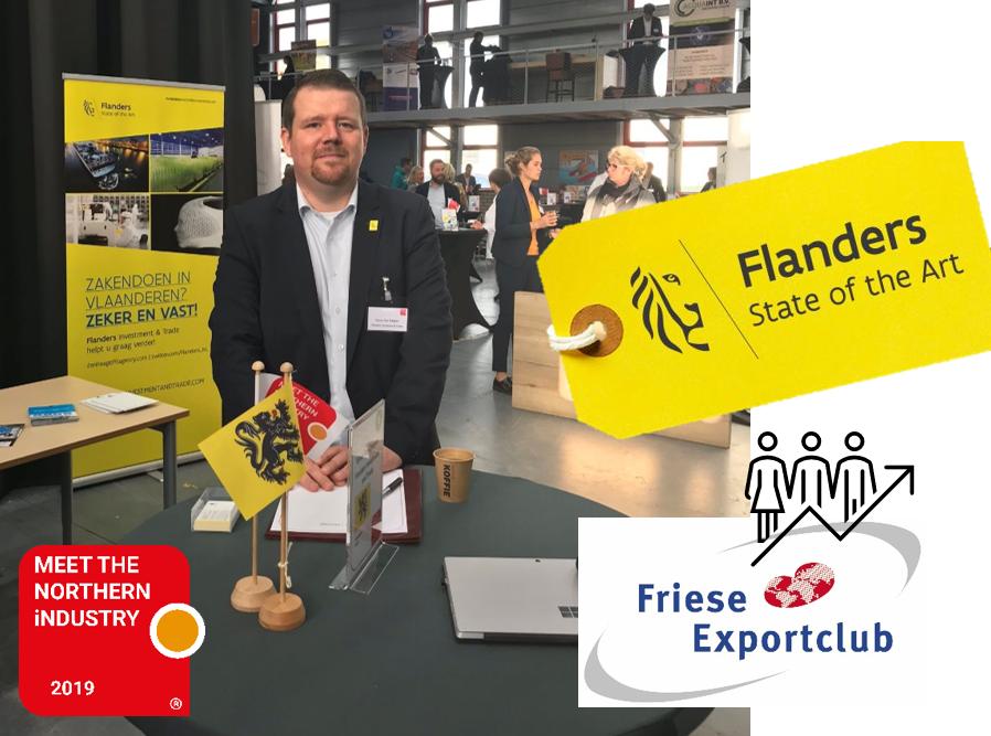 Tomas Van Flanders Investment & Trade Stelt Zich Aan Ons Voor